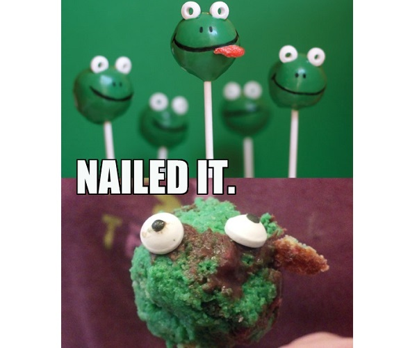 failed cakepops